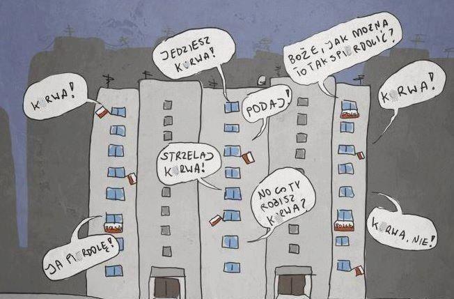 W każdym domu polskiego kibica