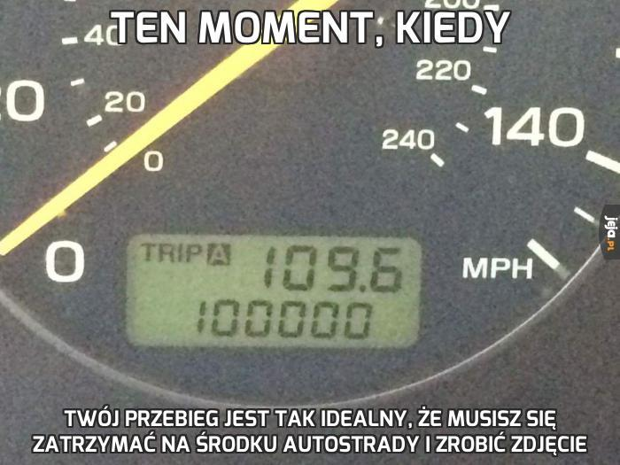 Ten moment, kiedy