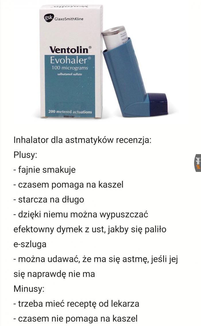 Inhalacja rewelacja