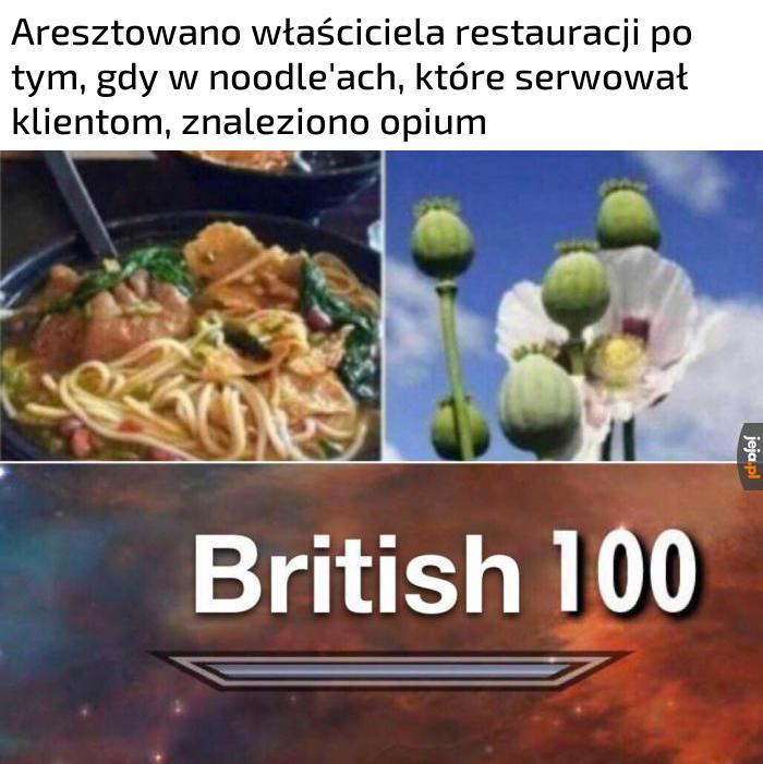 Opium w rosole