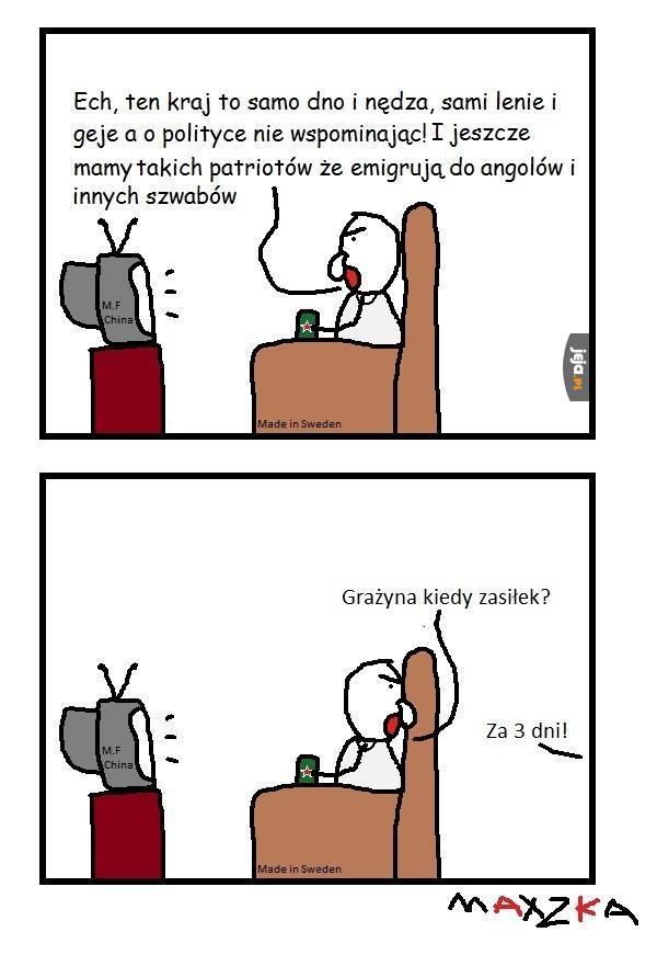 Historia typowego Polskiego Janusza