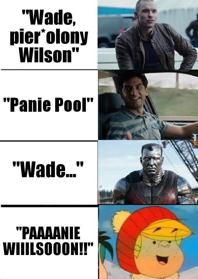 Wilson to Wilson