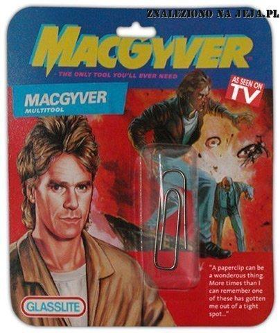 I Ty możesz zostać Mac Gyverem