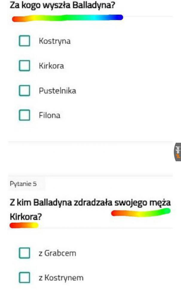 Polskie testy