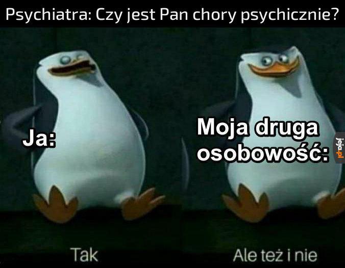 Schizofrenik Schrodingera