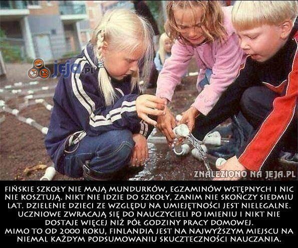 Ktoś jeszcze chce jechać do Finlandii?