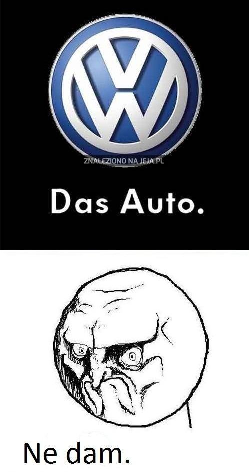 Das Auto?