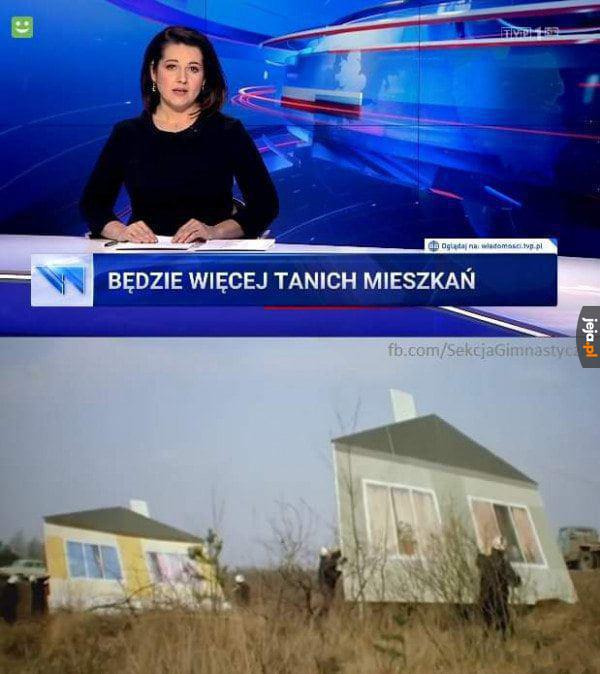 Polska rozkwita