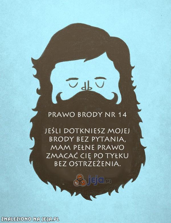 Respektuj prawo brody