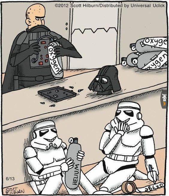 Teraz coś powiedz, Vader!