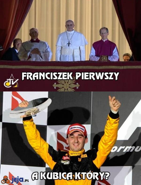 Franciszek Pierwszy