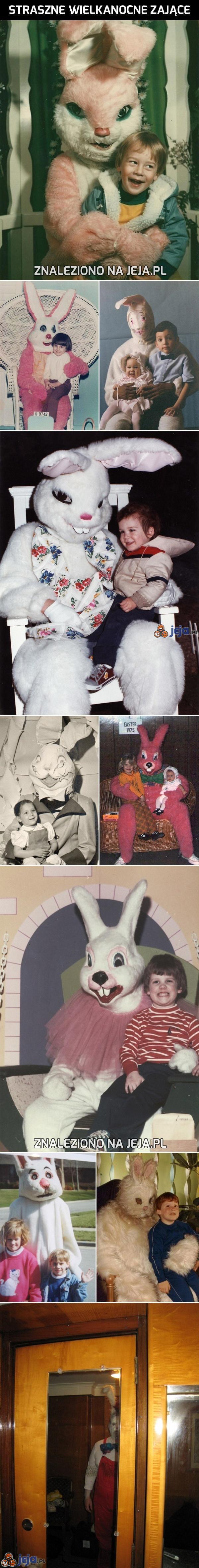 Straszne zające Wielkanocne cz.2