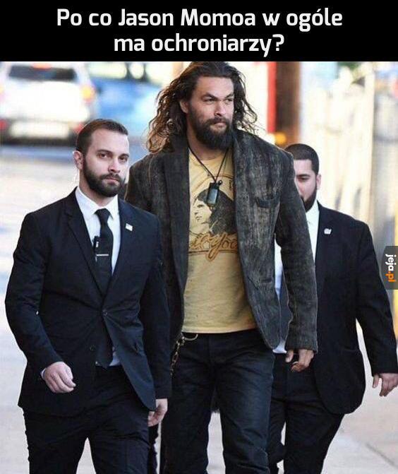 Duży chłop
