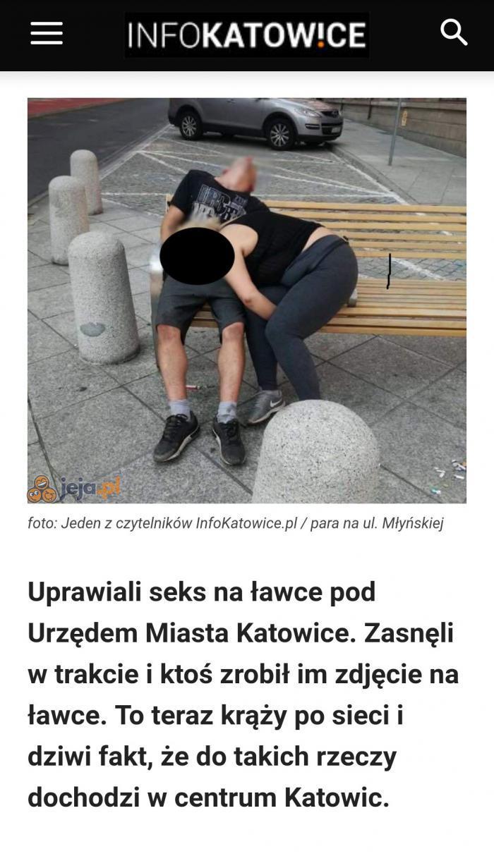 Katowice są doprawdy pięknym miastem