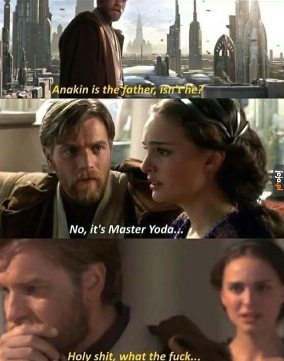 Nie pamiętam tego dialogu
