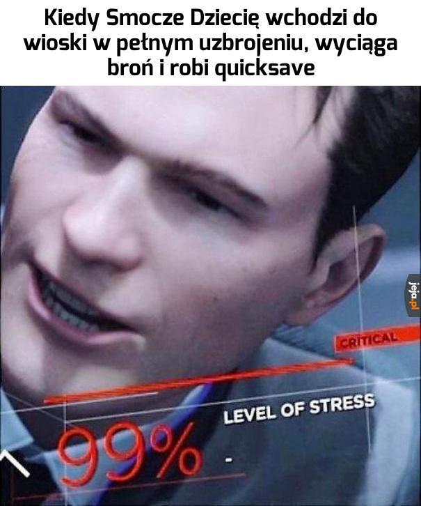Mieszkańcy Skyrim nie lubią tego