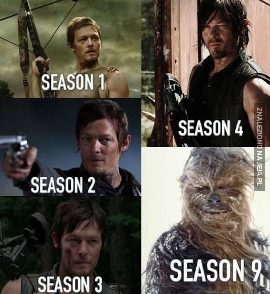 Czekam na sezon dziewiąty!