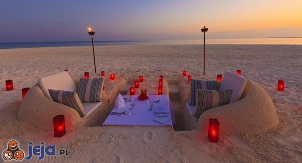 Miejsce na romantyczną kolację