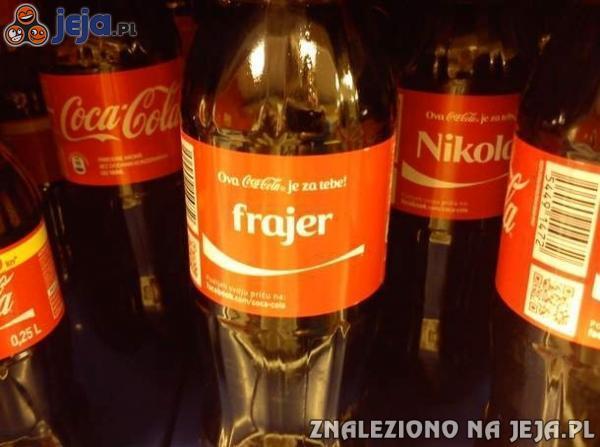 Słowacka cola dla frajerów