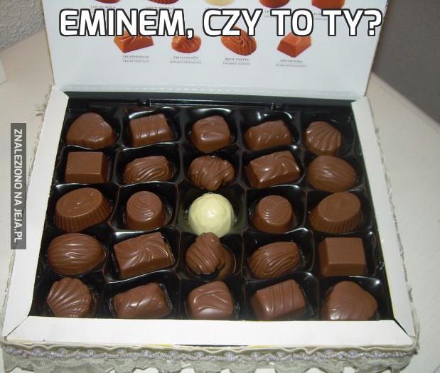 Eminem, czy to ty?