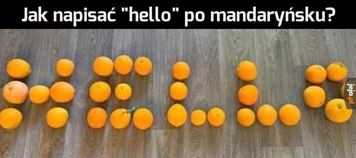 Darmowa lekcja mandaryńskiego