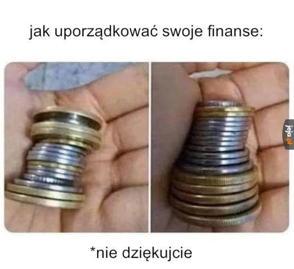 Finanse w idealnym porządku