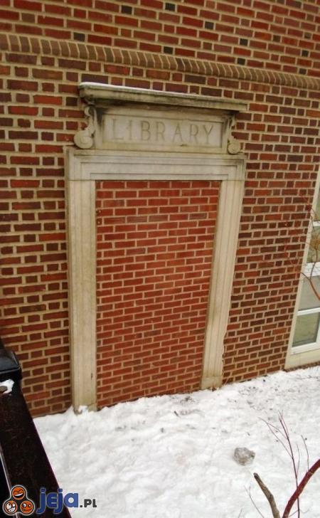 Jak widzę szkolną bibliotekę