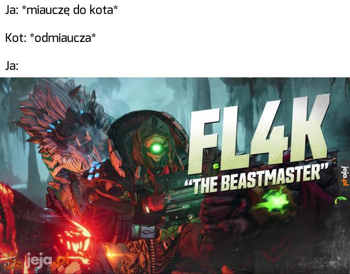Bestia poskromiona