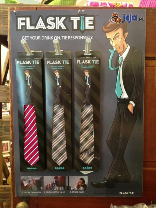 Funkcjonalny krawat