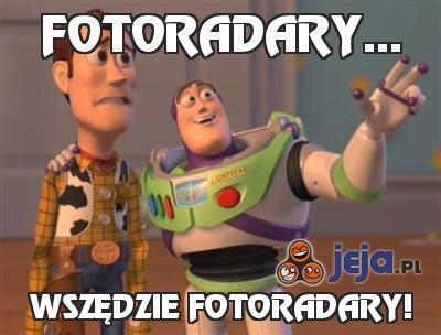 Fotoradary...