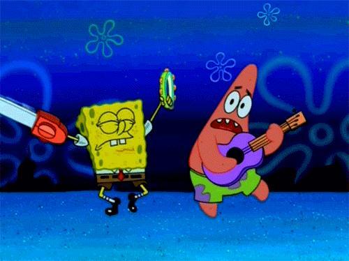 Kiedy z kumplem chcemy zaśpiewać coś fajnego