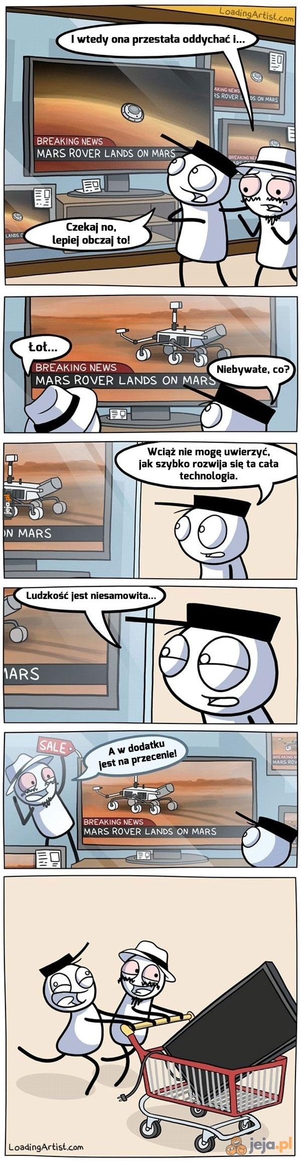 Technologia w Twoim domu