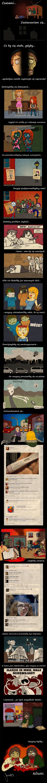 Plusy potencjalnej apokalipsy zombie...