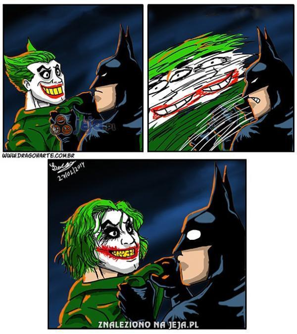 Joker po liftingu