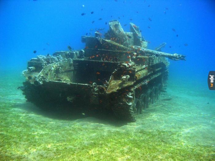 Podwodny czołg