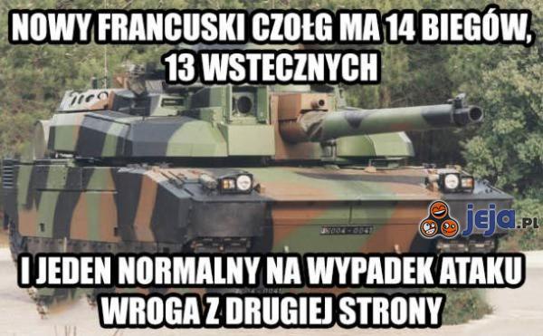 Nowy francuski czołg