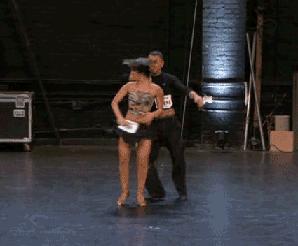 Taniec piłkarza