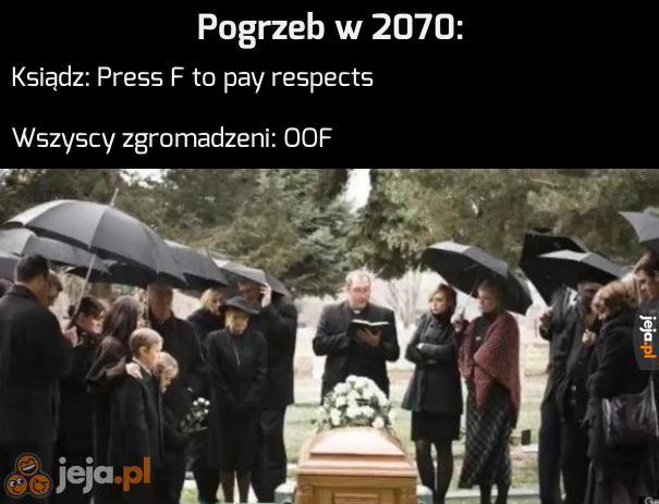 Pogrzeb internetowy