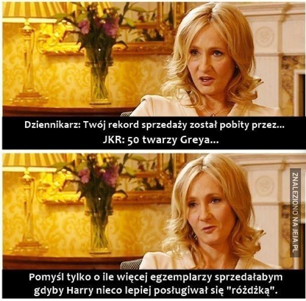 Harry Potter i jego różdżka