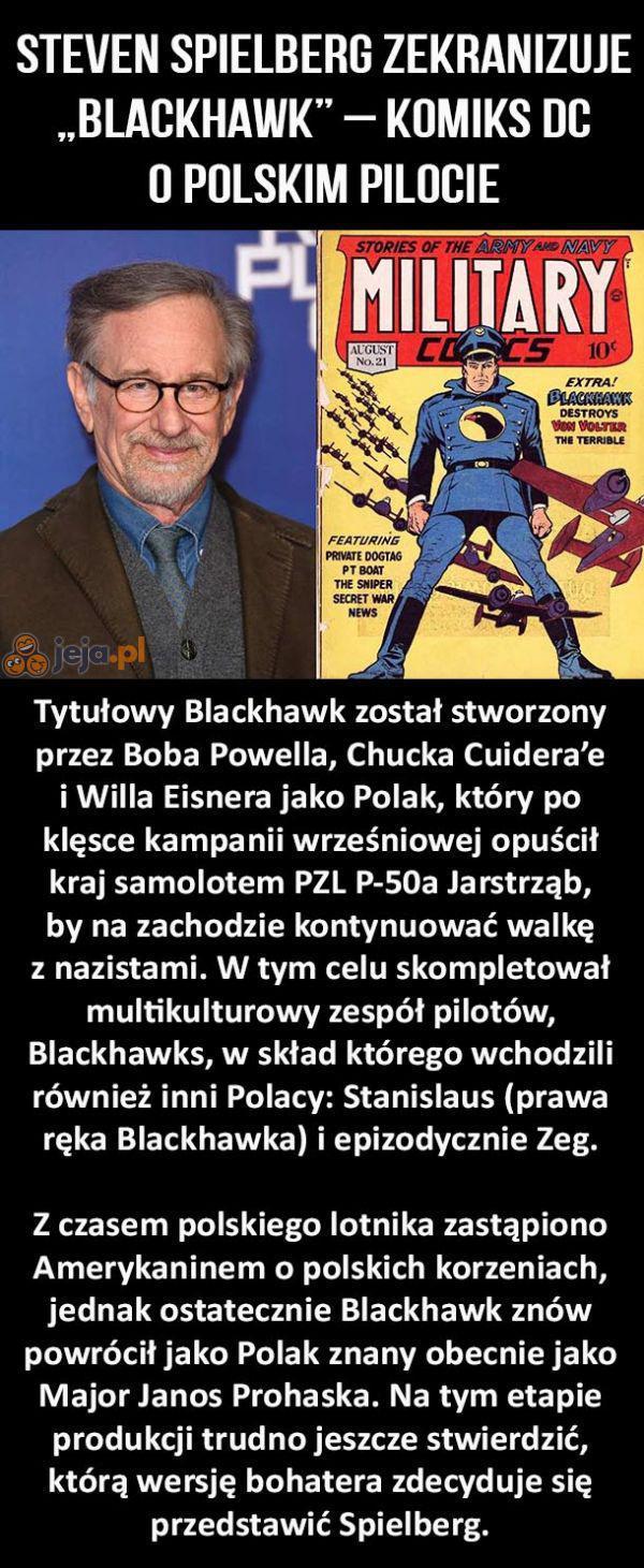Blackhawk nadchodzi!