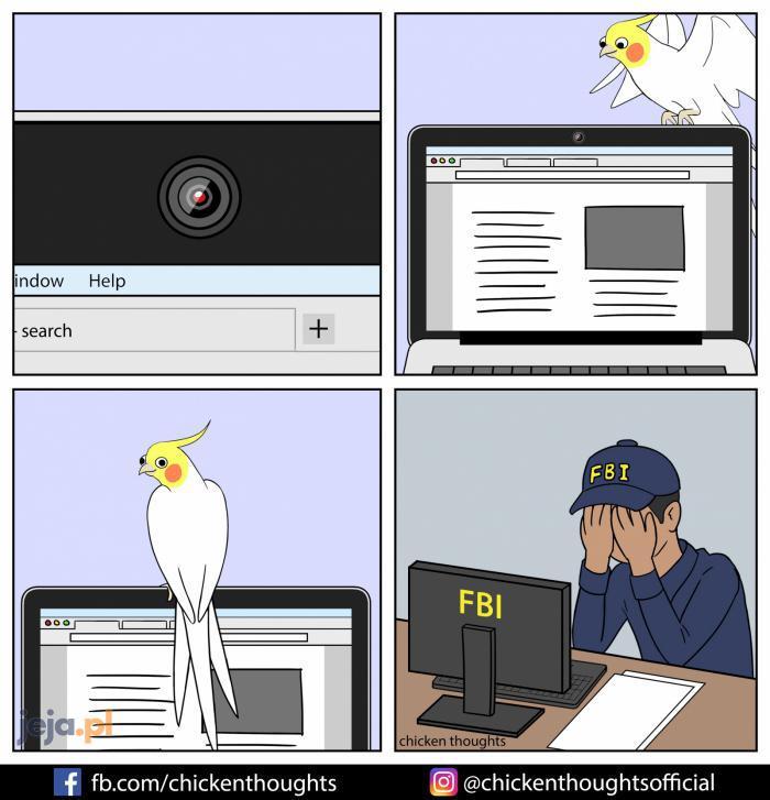 Biedny agent FBI