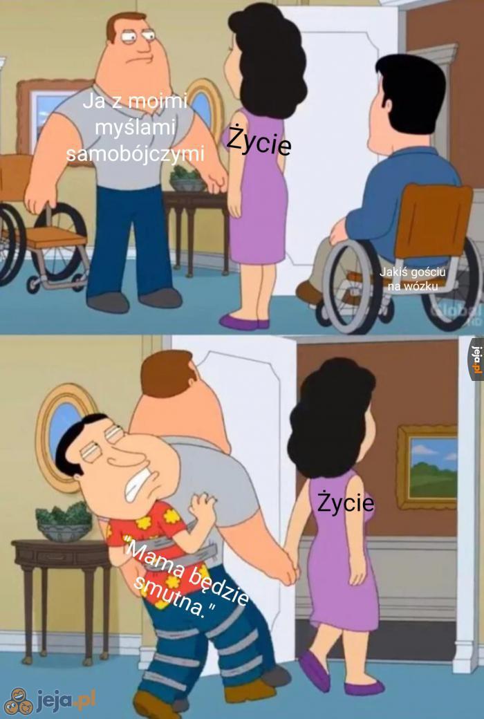Uwielbiam Family Guy
