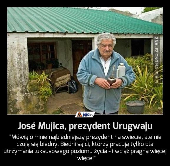 José Mujica, prezydent Urugwaju