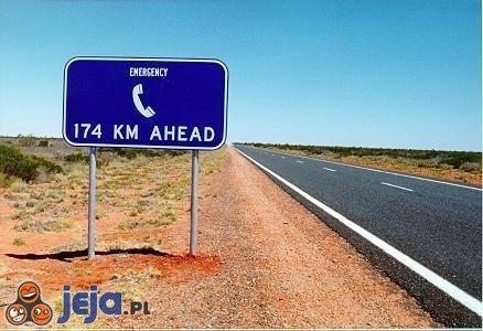 Pomoc za 174km
