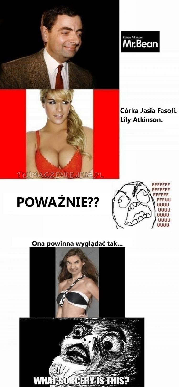 Córka Jasia Fasoli