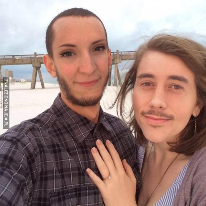 Jak pięknie razem wyglądają <3