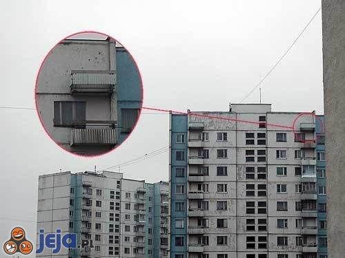 Balkon gratis