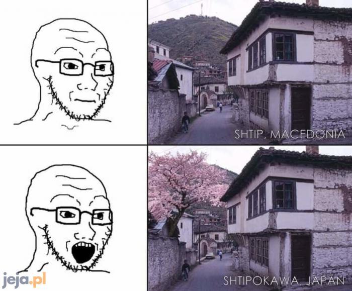 Japonia najlepszy kraj na świecie kappa