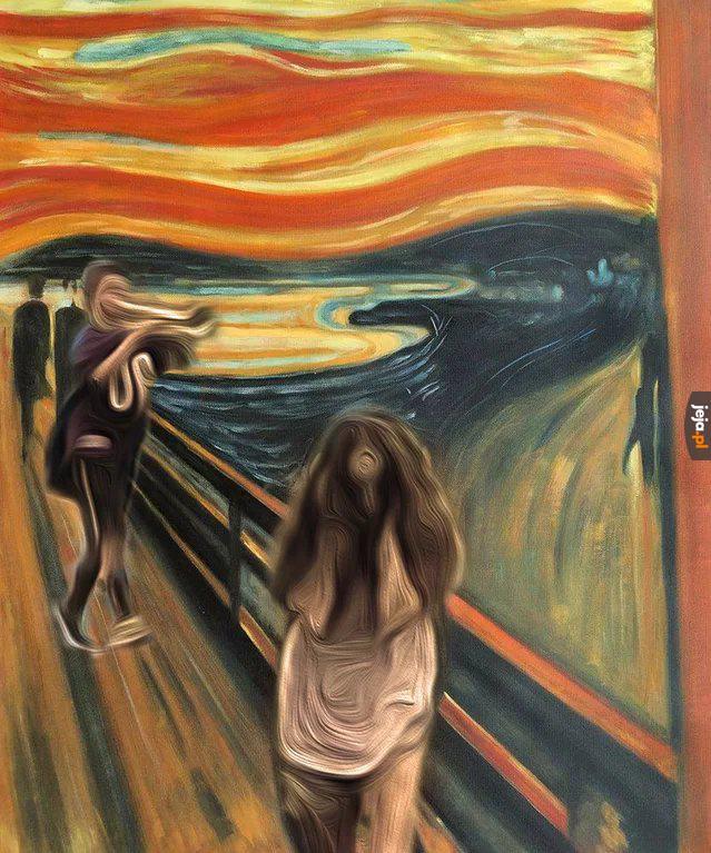 Edward Munch - Krzyk
