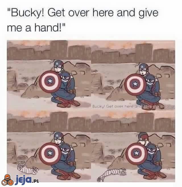 Przydałaby mi się Twoja pomocna dłoń!